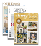 Quiltmania subscriptions