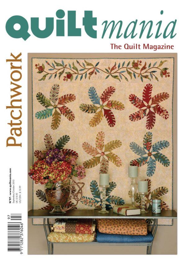 Quiltmania Magazine Issue 97