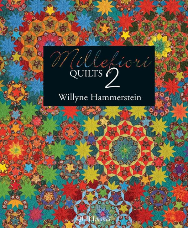 Millefiori 2 Cover Willnye Hammerstein EPP English Paper Piecing