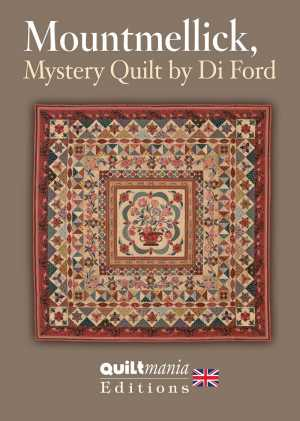Mystery Quilt by Di Ford