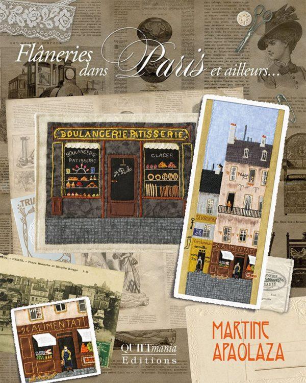 Flaneries dans Paris et ailleurs