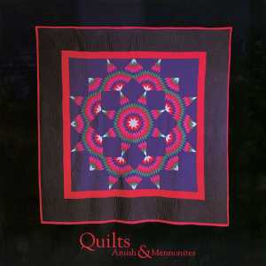 Quilt Amish & Mennonites (French book)