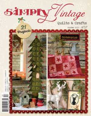 Simply Vintage 17 (winter 2015)