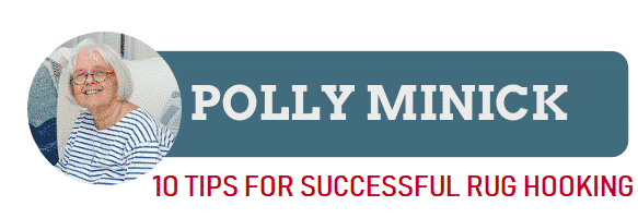 Polly Minick Reveals Her Helpful Tips