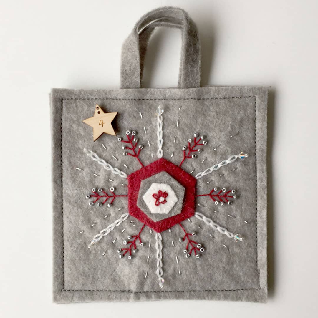 Day 4 Xmas By Quiltmania Quiltmania Inc