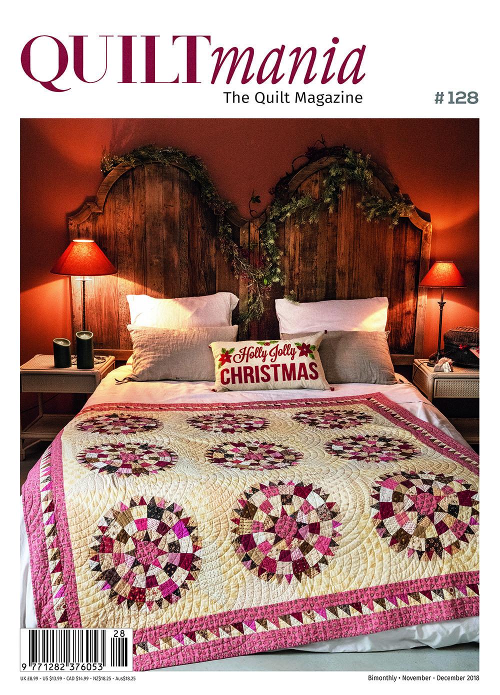 Quiltmania Magazine 128 Quiltmania Inc