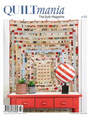 Cover-Quiltmania-magazine-132-summer-issue-2019