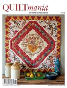 cover-quilt-magazine-quiltmania-133-september-october-2019