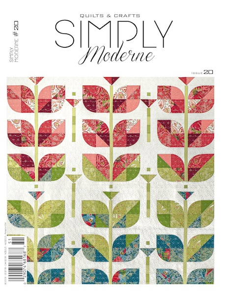 Simply Modern Cover Issue 20