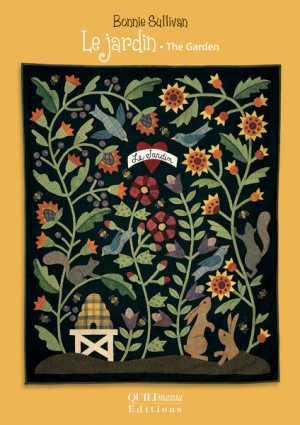 Le Jardin Pattern (The Garden Pattern) by Bonnie Sullivan