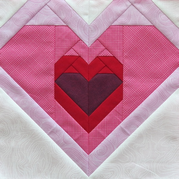 Solidarity Quilt Block designed by Yvonne Fuchs