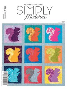 Simply Moderne #22 Magazine Cover