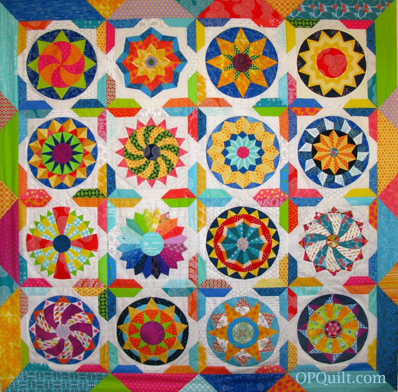 Shine: The Circle Quilt by Elizabeth Eastmond
