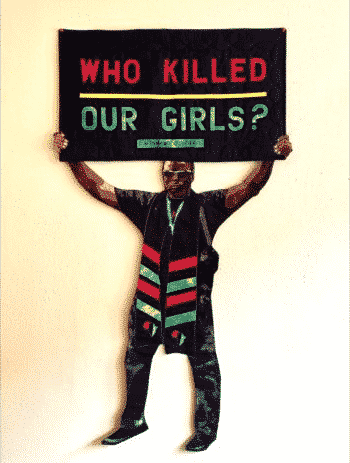 "Dorothy Burge, ""Who Killed Our Girls"""