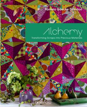 Alchemy cover by Pamela Goecke Dinndorf