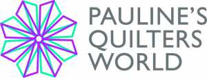 Pauline Quilters World logo