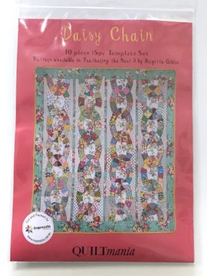 Daisy Chain Templates by Brigitte Giblin