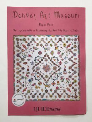 Denver Art Museum Templates by Brigitte Giblin