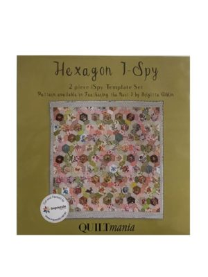 Hegaxon I Spy Templates by Brigitte Giblin