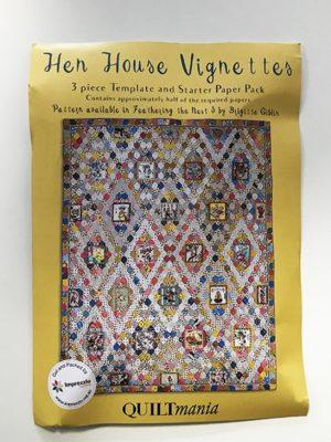 Hen house Templates by Brigitte Giblin