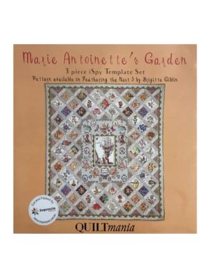 Marie Antoinette Garden Templates by Brigitte Giblin